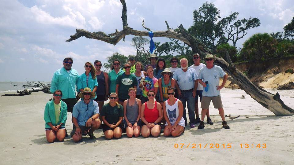 2015 Sea Turtle Cohort